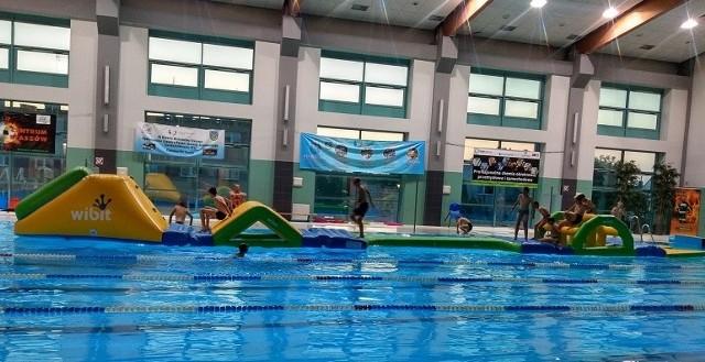 Tor wodny w Powiatowym Centrum Sportowym w Staszowie to super atrakcja nie tylko dla dzieci i młodzieży, ale także dorosłych.