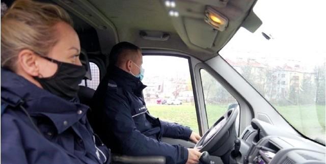 Częstochowscy policjanci uratowali życie 37-latce