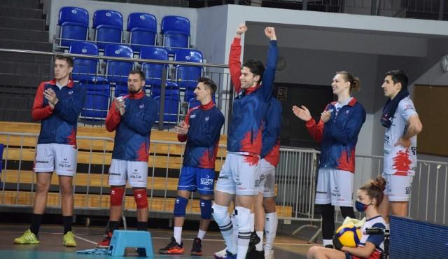 Siatkarze ZAKSY kończyli turniej w Kędzierzynie-Koźlu w doskonałych humorach.
