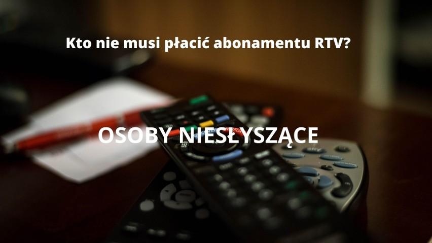 Oni nie będą musieli płacić abonamentu RTV 2022. Te osoby nie muszą się martwić opłatami