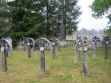 Cmentarze z I wojny światowej na zdjęciach