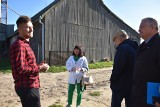 W gospodarstwie Michała Nowackiego z Kruszki, laureata konkursu Rolnik Roku 2021 [zdjęcia]