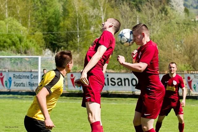 W sobotnim meczu 4 ligi LKS Pisarowce zremisował u siebie z Rzemieślnikiem Pilzno 1:1 (0:0). Zobaczcie zdjęcia z meczu!