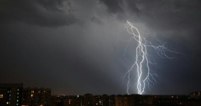 Gdzie jest burza? Interaktywna mapa burzowa Polski - zobacz mapę burzy online