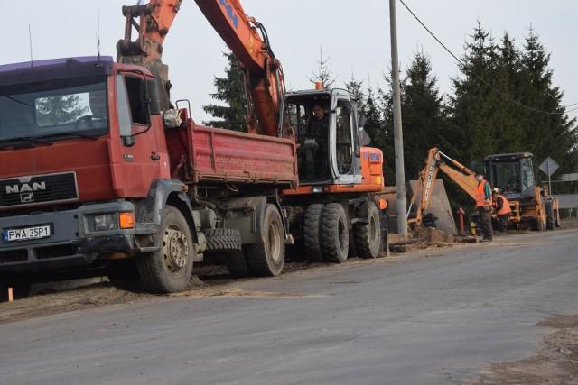 Kierowcy muszą uważać na potencjalne utrudnienia w rejonie ul. Głogowskiej i Mieszka I