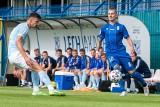 Lech II Poznań w ostatnich minutach wyrwał remis w meczu z Garbarnią Kraków. To pierwszy remis ekipy Artura Węski w tym sezonie