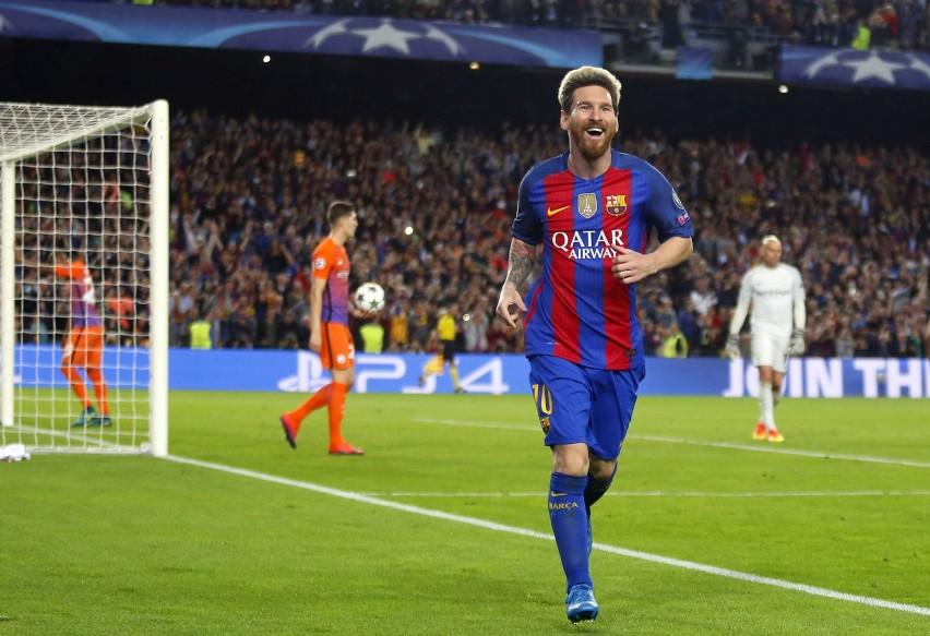 """Najlepsi strzelcy Ligi Mistrzów. Messi odskoczył stawce! Drugie trafienie """"Lewego"""" [KLASYFIKACJA]"""