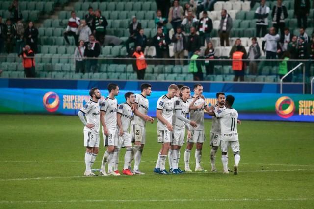 Oceny piłkarzy Legii Warszawa w grze FIFA 21
