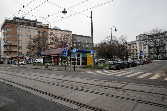 Plac Kossaka ma być m.in. zieloną enklawą