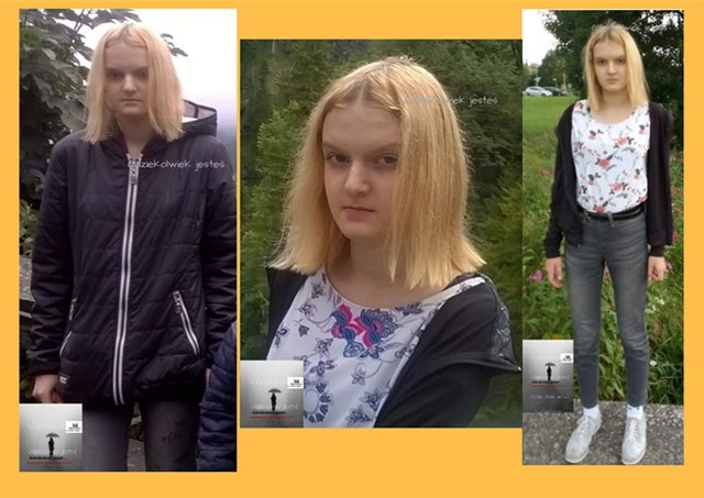 Roksana Guzowska zaginiona