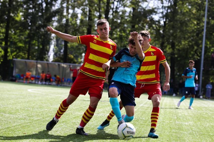 Jagiellonia Białystok wygrała z Hutnikiem Kraków aż 4:0 w meczu 6. kolejki Centralnej Ligi Juniorów U-18.