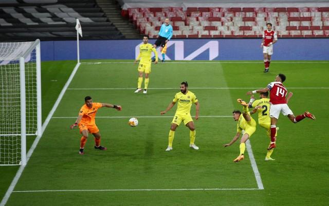 Villarreal w półfinale Ligi Europy okazał się lepszy od Arsenalu (2:1 w dwumeczu)