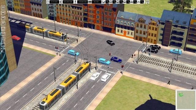 Symulator Komunikacji MiejskiejSymulator Komunikacji Miejskiej