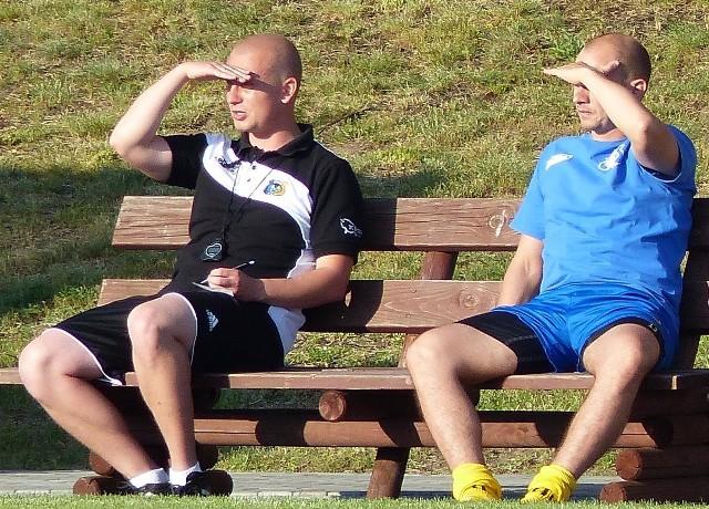 Mecz Cresovia Siemiatycze - Tur Bielsk Podlaski 0:2