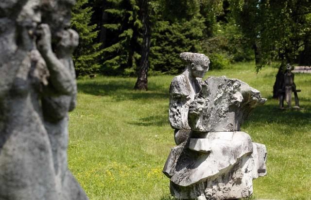 Galeria Rzeźby Śląskiej w Parku Śląskim