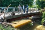 Gmina Myślenice. Straty w mieniu gminnym sięgają 12 mln zł. Powódź była błyskawiczna, ale odbudowa tego co zniszczyła woda potrwa nawet rok