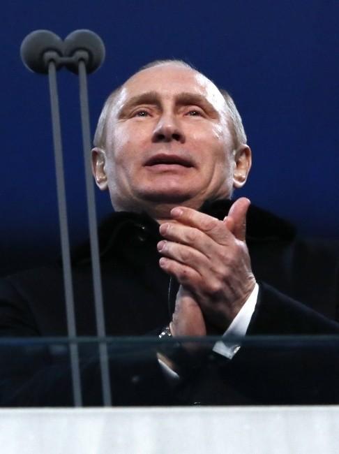 Władimir Putin podobno ożenił się z byłą znakomitą gimnastyczką Aliną Kabajewą
