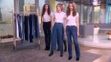 Jak dopasować jeansy do sylwetki? [WIDEO]