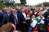 """""""Wdzięczni Polskiej Wsi"""" - święto rolników w Wąwolnicy. Premier Mateusz Morawiecki przybył z konkretną ofertą (ZDJĘCIA)"""