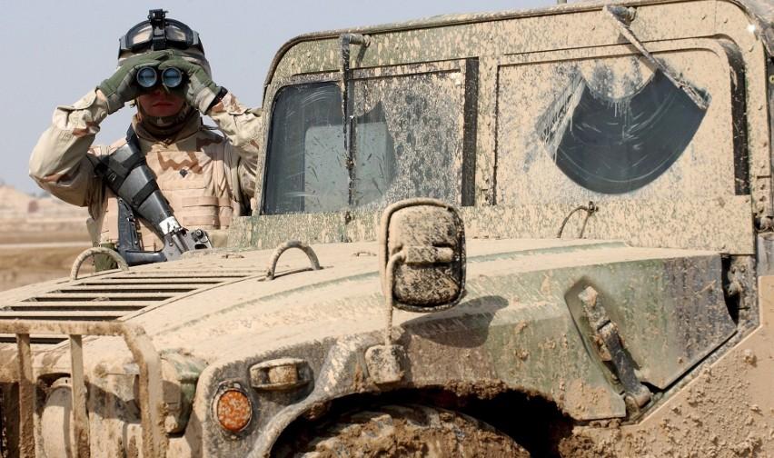 Wojsko sprzedaje sprzęt. Dostępne są przedmioty nowe oraz z demobilu