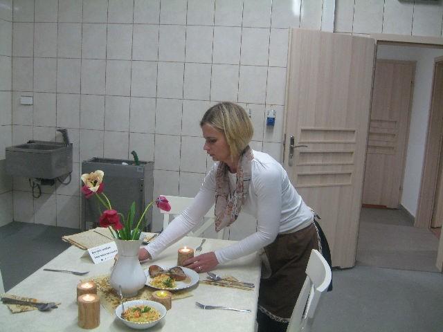 Wioletta Malinowska  to mistrzyni kulinarna.