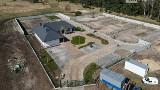 Schronisko dla dzikich zwierząt w Wielgowie prawie gotowe. Zobacz zdjęcia ze środka i z drona