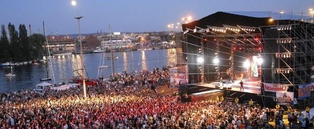 Dni Morza to ciągle największa impreza odbywająca się w Szczecinie.