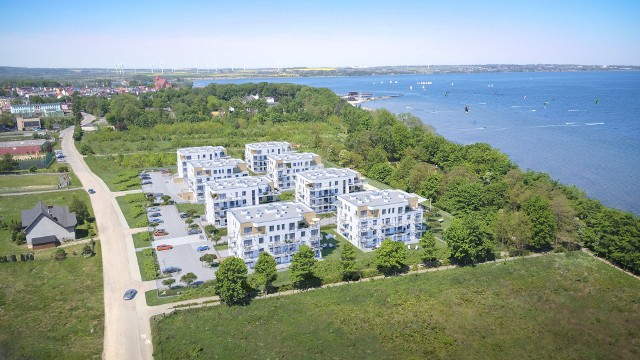 O cenach w pasie nadmorskim decyduje przede wszystkim odległość inwestycji od morza.