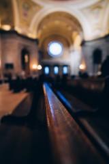 Wielkie liczenie wiernych w polskich kościołach. W tym roku wcześniej niż zwykle