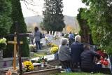 Cmentarz w Głuchołazach. Odwiedzamy groby bliskich [zdjęcia]