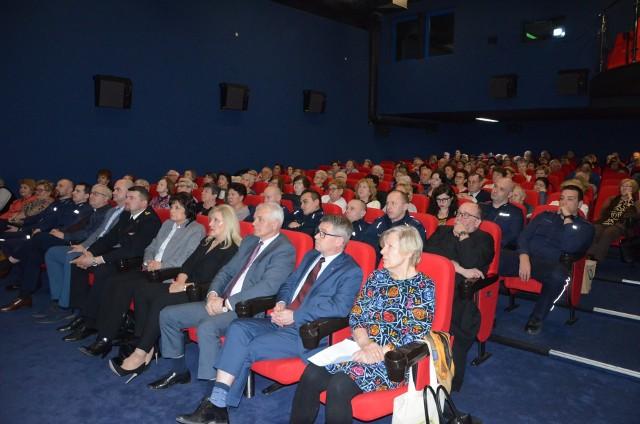 W Ostrowi Mazowieckiej policjanci zorganizowali spotkanie z seniorami