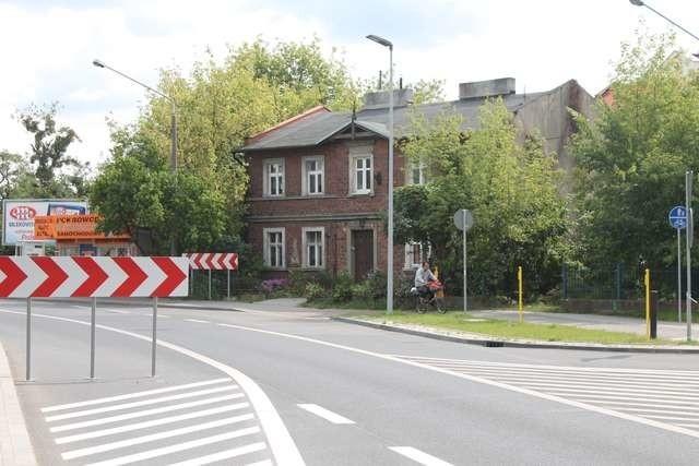 Ładny budynek z drugiej połowy XIX wieku zniknie z powodu planowanej rozbudowy Szosy Chełmińskiej