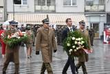 Mija 81 lat od wybuchu II Wojny Światowej. Uroczystości w Opolu w strugach deszczu
