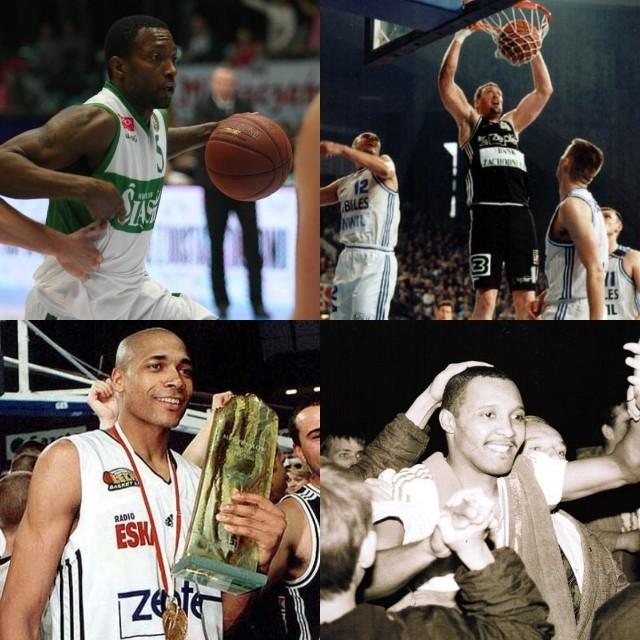 Koszykarski Śląsk Wrocław to zespół z wielkimi sukcesami, 17-krotny mistrz Polski. W zespole przez lata występowały zagraniczne gwiazdy, które miały swoje epizody także na parkietach NBA. Sprawdź, kto grał dla WKS-u.