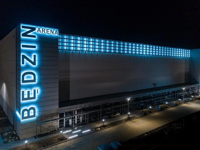 Tak prezentuje się dziś Będzin Arena Zobacz kolejne zdjęcia/plansze. Przesuwaj zdjęcia w prawo - naciśnij strzałkę lub przycisk NASTĘPNE