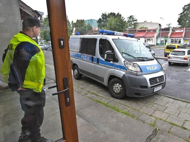Zielonogórscy policjanci zatrzymali mężczyznę, który podpalił pasmanterię.