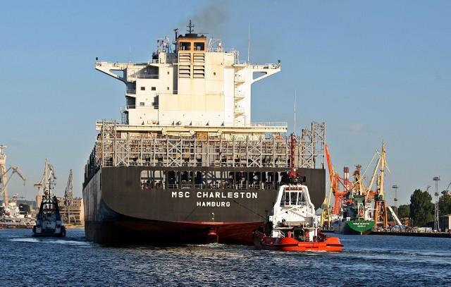 Port multimodalny w Emilianowie ma szansę stać się zapleczem dla trójmiejskich portów morskich, do których wpływają największe kontenerowce.