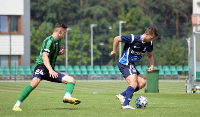 Stal Stalowa Wola wygrała z beniaminkiem 3. ligi, Watkem Koroną Bendiks Rzeszów 2:1 w sobotnim meczu sparingowym. Zobaczcie zdjęcia z tego spotkania!Czytaj więcej o meczu.