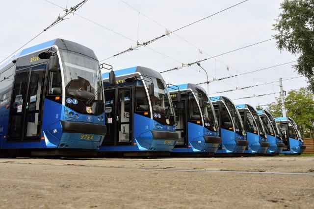 Wyremontowane tramwaje Protram 205 WrAs