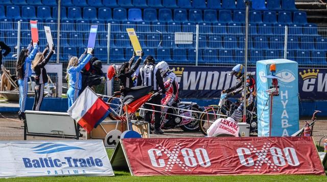 Na mecz Wybrzeża Gdańsk z Orłem Łódź na trybuny wrócą już kibice