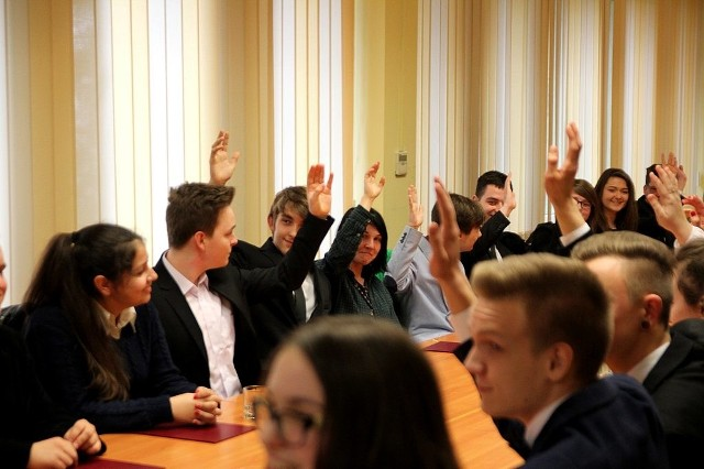Kolejna sesji młodych radnych zapanowana jest na 14 kwietnia