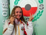 Brązowy medal zawodniczki Społem Łódź w strzelectwie sportowym [ZDJĘCIA]
