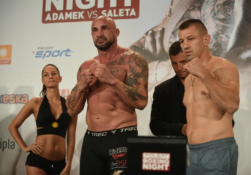 Adamek Saleta Kto Wygrał Zobacz Wynik Walki Polsat Boxing