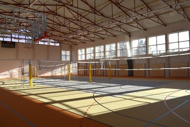 Sala gimnastyczna za ponad 3 mln zł już gotowa