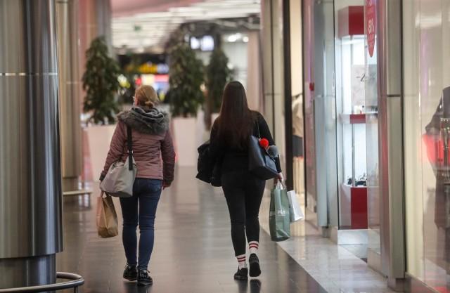 Centra handlowe już się szykują do re-otwarcia po majówce. Na zakupy można będzie się wybrać już 4 maja.