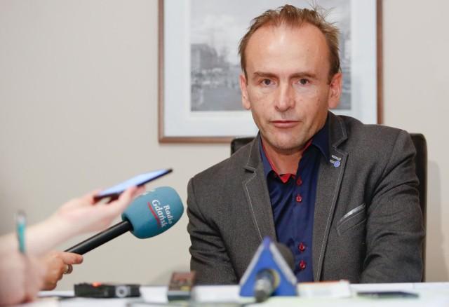 Igor Strzok, pomorski konserwator zabytków