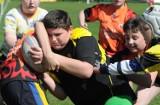W łódzkim rugby świetnie pracuje się z młodzieżą