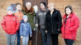 """""""Nasz Nowy Dom"""" w gminie Borkowice. Ekipa wyremontowała mieszkanie rodziny z Ninkowa"""