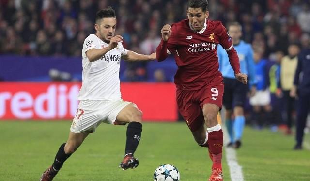 LM. Sevilla - Liverpool 3:3. Grad bramek. Zobacz wszystkie gole w internecie za darmo YOUTUBE