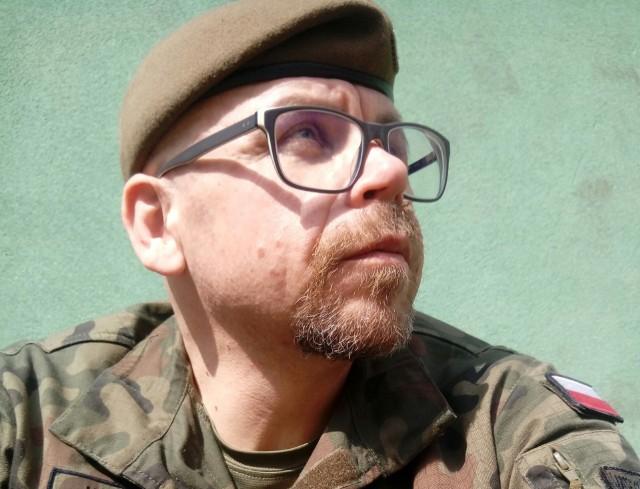 16 Dolnośląska Brygada Obrony Terytorialnej - plut. Mateusz Wójcicki